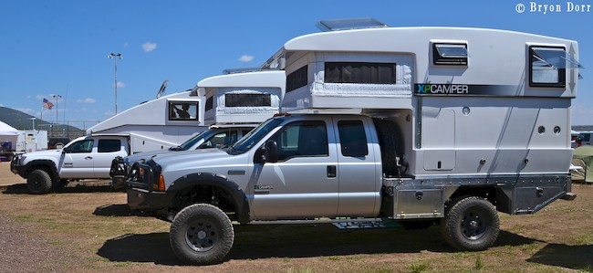 Truck Camper Dimensions Cool Flatbed Truck Campers