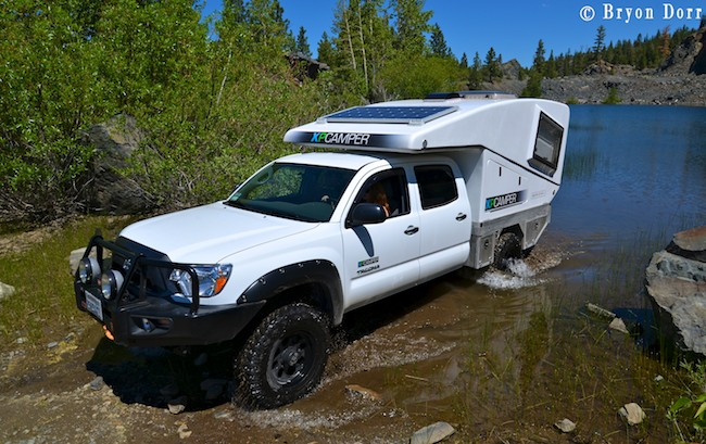SNAPSHOT CA Overland With The Toyota Tacoma XPCamper V2