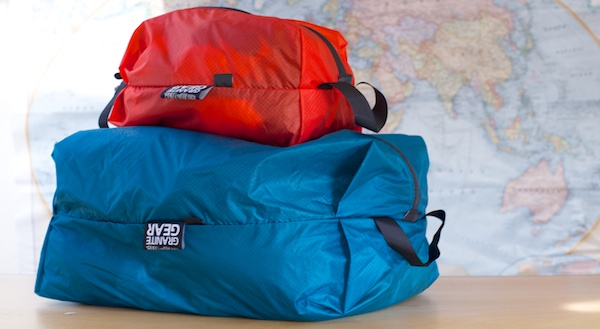 Review Granite Gear Air Zippsack Exploring Elements