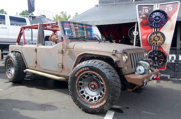 Classic Jeeps For Sale >> EVERY Jeep at The SEMA Show 2015 - Expedition Portal