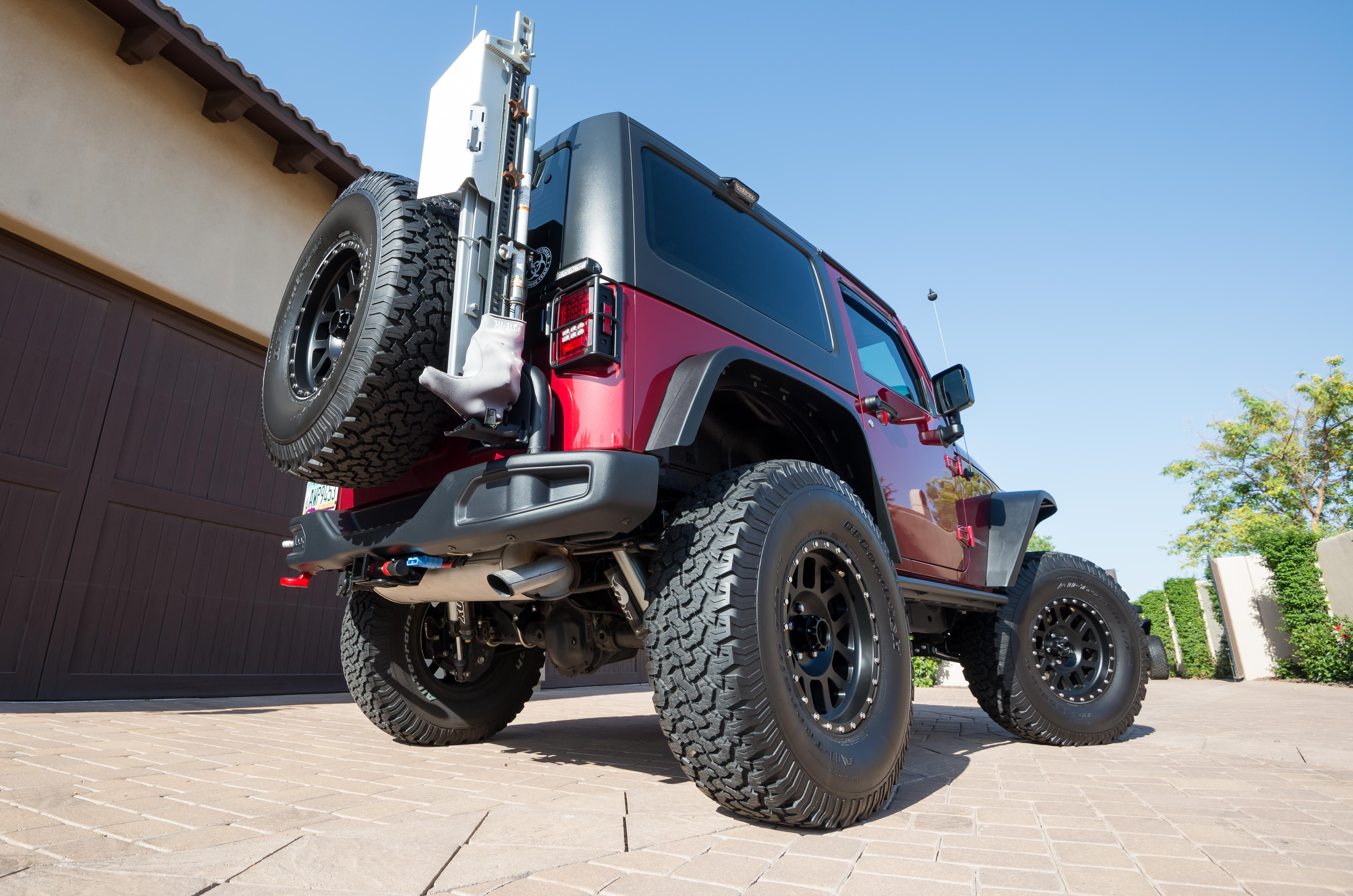 2012 Jeep JK Rubicon overland/zombie build - Expedition Portal