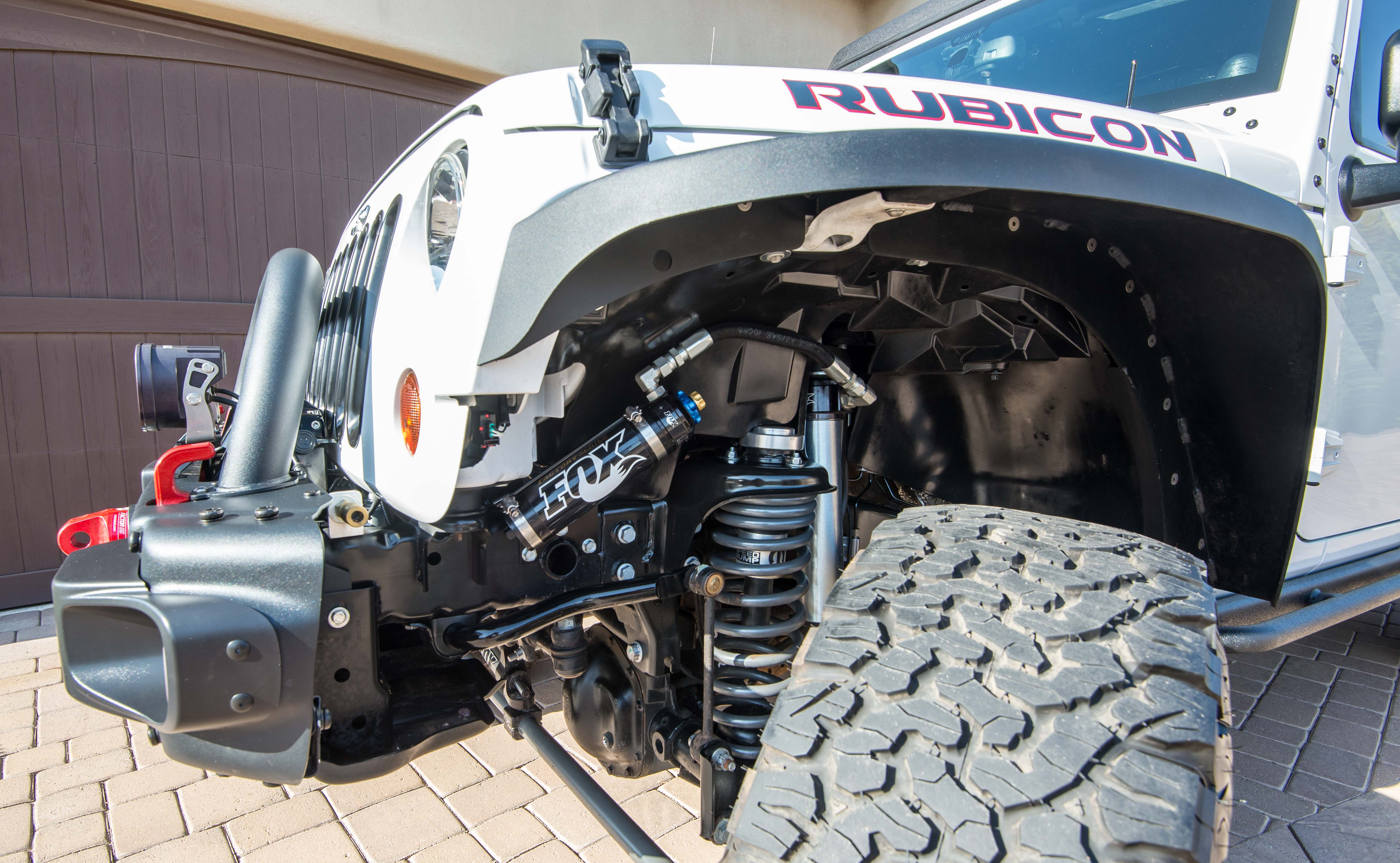 2013 Jeep JKU 10th Anniversary Rubicon Overland Build ...